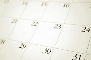 Calendar-vsm